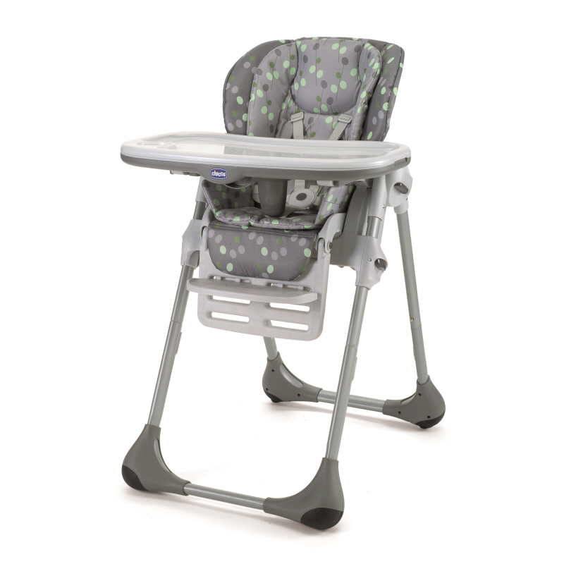Chicco high chair polly 2 in 1 buy online at kidsroom de for Chaise haute toys r us