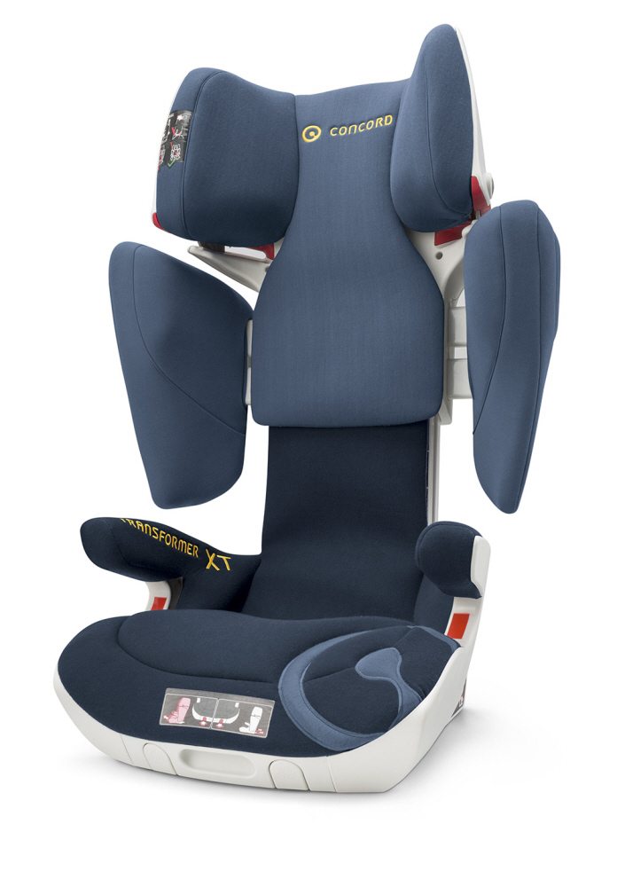 Concord silla de coche transformer xt 2015 denim blue for Silla de seguridad coche