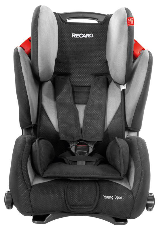 recaro car seat young sport 2014 graphite buy online at. Black Bedroom Furniture Sets. Home Design Ideas