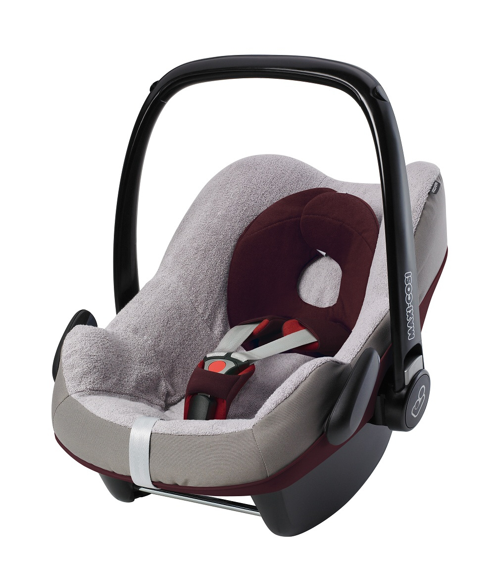 Maxi cosi summer cover for baby car seat pebble buy online for Housse maxi cosi cabriofix