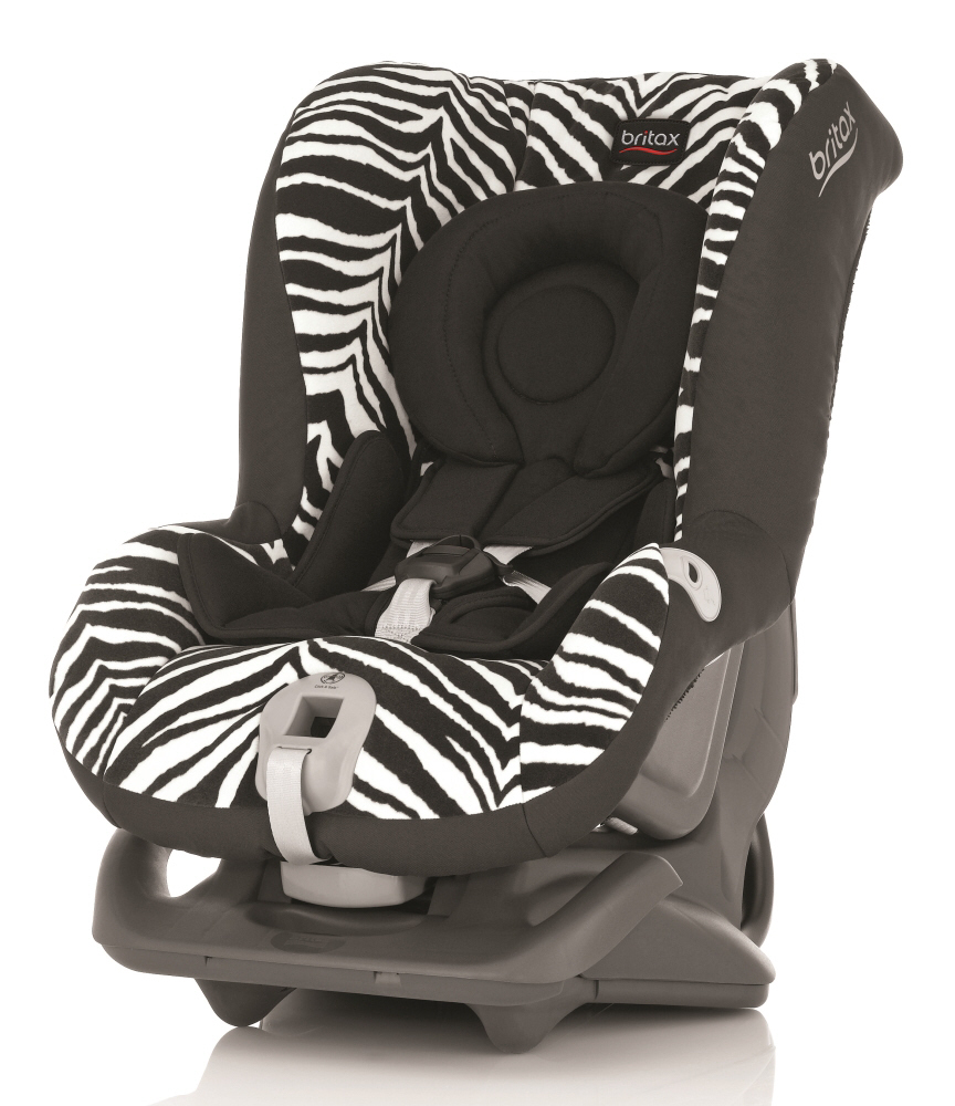 britax r mer kindersitz first class plus highline 2015 zebra online kaufen bei kidsroom de. Black Bedroom Furniture Sets. Home Design Ideas