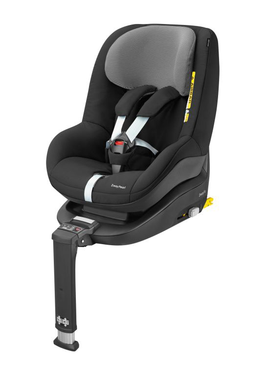 maxi cosi 2 way pearl inkl 2 way fix isofix 2016 black raven kidsroom. Black Bedroom Furniture Sets. Home Design Ideas