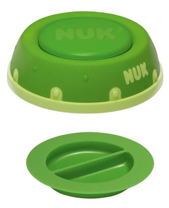 NUK FIRST CHOICE replacement threaded ring grün 2015 - large image