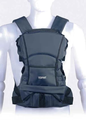 Esprit 3-Way-Carrier Babytrage, Basic Navy - Großbild