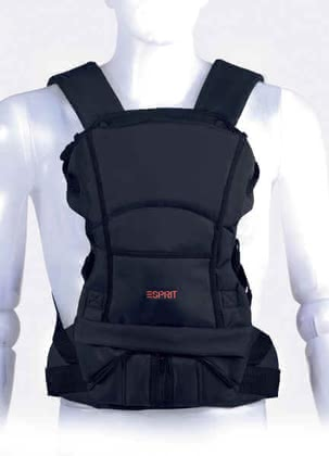 Esprit 3-Way-Carrier Babytrage, Basic Black - Großbild