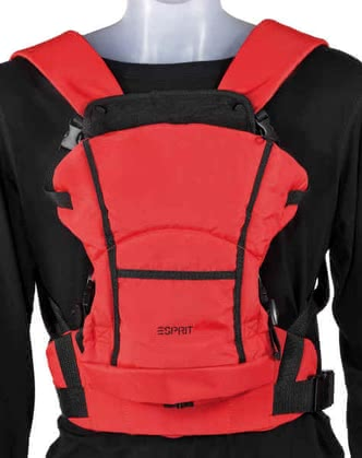 Esprit 3-Way-Carrier Babytrage, Basic Red - large image