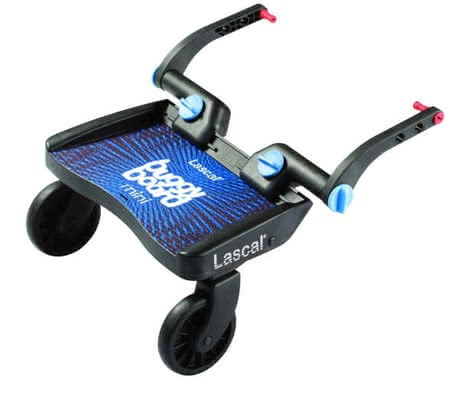 Lascal Buggy Board Mini blau - 大图像