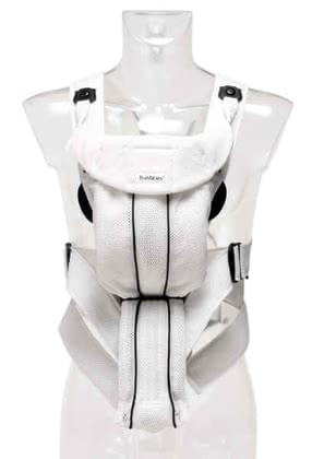 BabyBjörn Baby Carrier Synergy, White 2012 - 大图像