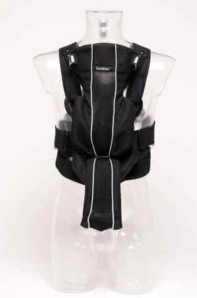 BabyBjörn Baby Carrier Synergy, black 2012 - большое изображение