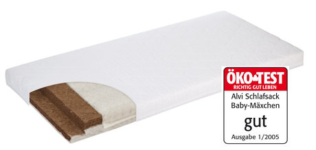 Alvi mattress Duo-Natur 2013 - large image