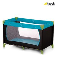 Hauck Dream'n Play - The Hauck travel bed dream'n play is a practical companion on trips or to visit with Grandma and Grandpa.