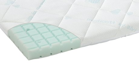 Alvi Klima Max mattress -   The Alvi Klima Max mattress convinces with optimum climate and lying characteristics. It is non-allergenic, washable and dryable.