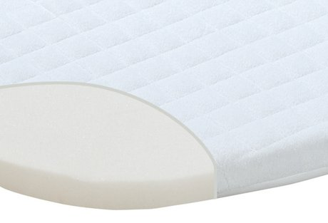 Alvi Hygienica mattress - The Alvi mattress Hygienica is equipped with a detachable terrycloth-cover, provides optimum reclining comfort and is available in different sizes