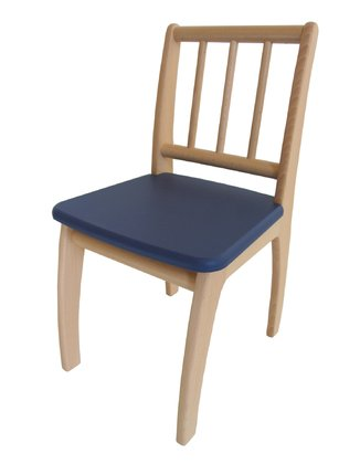 Geuther Chair Bambino blau 2016 - large image