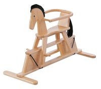 Geuther Swingly rocking horse STERN - Geuther rocking horse Star – This rocking horse brings fun and supports the movement.