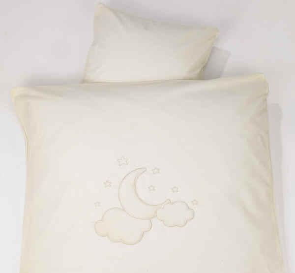 alvi bettw sche moonlight beige 80x80 online kaufen bei kidsroom markenshop alvi alvi. Black Bedroom Furniture Sets. Home Design Ideas