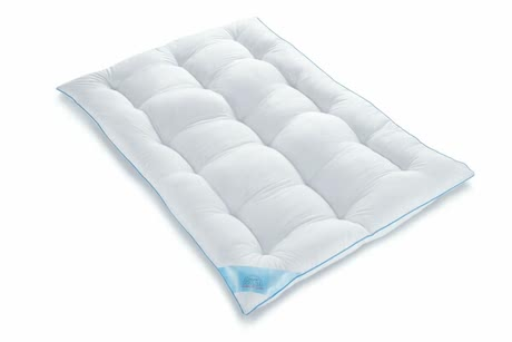 Zöllner Hygienika 衛生型羽絨被 -  The Zöllner quilt Hygienika is suitable for house dust mite allergy sufferers and breathable