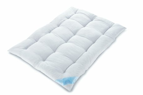Zöllner Standard 標準型羽絨被 -  The Zöllner standard duvet gives your favorite a good heat retention and can be used all year round
