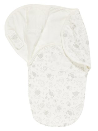 Alvi 嬰兒繈褓巾 Harmonie -  The Alvi Wrap-around Harmony was develpoed especially for restless babies and is modeled on the old, proven tradition of wraps.. It works wonder and the result is a satisfied and happy baby.