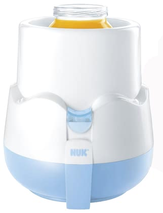 NUK Baby food warmer Thermo Rapid - Over the day babies and small children do need several warm meals.