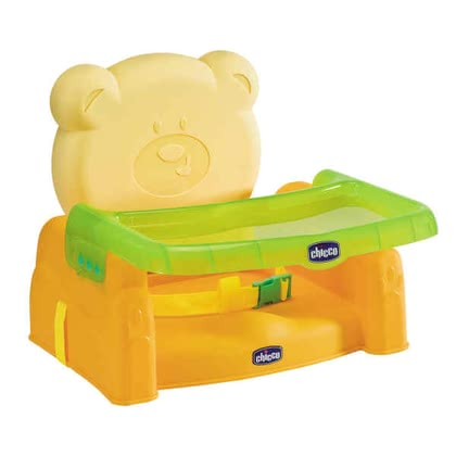 Chicco Mr. Party Booster Seat, Orange - 大图像