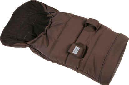 Teutonia  Winter foot muff - large image