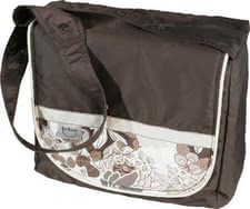 Teutonia Pflegetasche, Trend-Design 4170 - Teutonia diaper bagThe Teutonia diaper bag is a changing pad at the same time.