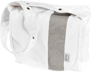 Teutonia Pflegetasche, Fashion-Design 4250 - Teutonia diaper bagThe Teutonia diaper bag is a changing pad at the same time.