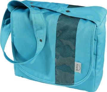 Teutonia Pflegetasche, Fashion-Design 4245 - Teutonia diaper bagThe Teutonia diaper bag is a changing pad at the same time.