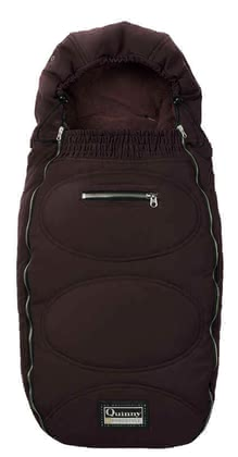 Quinny footmuff for Freestyle 3XL Comfort 2011, Earth - large image