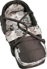 Teutonia Softtragetasche, Trend-Design 4170 - Teutonia Soft-carrying bag This flexible and light weighted soft carrying bag is easy to convert in a few hand grips into a foot muff and easy to lock in...