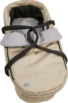 Teutonia VarioPlus Tragetasche, Trend-Design 4150 - Teutonia VarioPlus carrying bag The Teutonia VarioPlus is a carrying bag with a compact frame and an adequate foot muff for the sport seat at the same time.