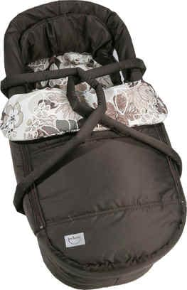 Teutonia VarioPlus Tragetasche, Trend-Design 4170 - Teutonia VarioPlus carrying bag The Teutonia VarioPlus is a carrying bag with a compact frame and an adequate foot muff for the sport seat at the same time.