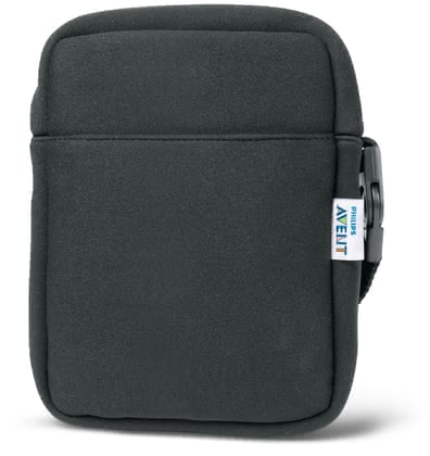 AVENT 氯丁橡膠保溫袋,黑色 -  The chic Neoprene ThermaBag by Avent is light, compact and convenient for travel.