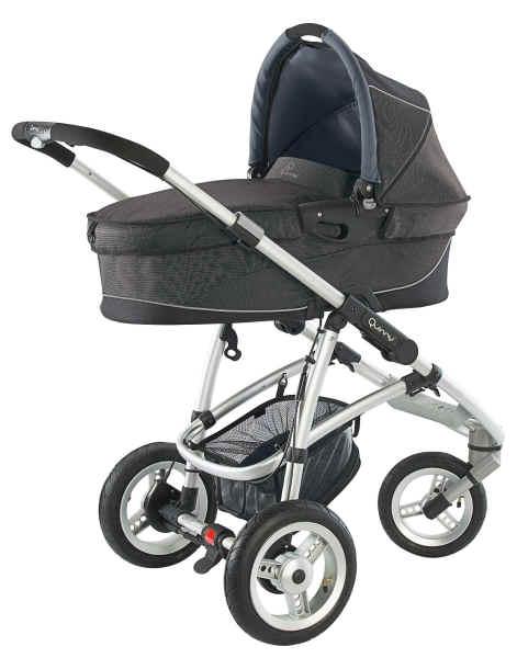 quinny speedi sx kinderwagen 2011 raven online kaufen bei kidsroom markenshop quinny. Black Bedroom Furniture Sets. Home Design Ideas