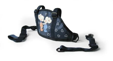 Reer Baby safety harness - With this safety harness you have your little tyke always in control!