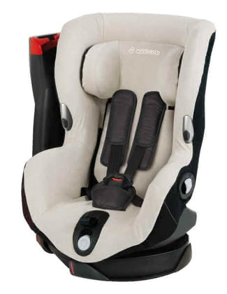 Maxi Cosi  Summer Cover  for car seat Axiss, Cream - 大图像