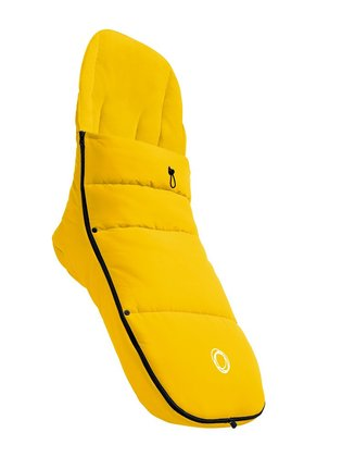 Bugaboo foot muff Hellgelb 2015 - large image