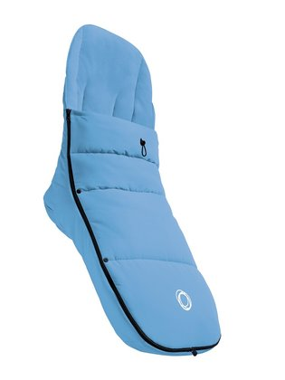Bugaboo foot muff Ice Blue 2015 - large image