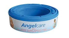 Angelcare container for nappy bucket single cassette - The Angelcare refill cartridge consists of film with odor barrier multilayer AIR-SEAL.