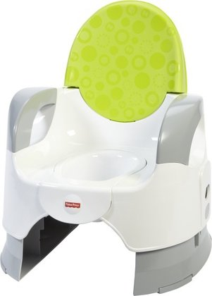 Fisher Price comfort potty Grün 2016 - large image