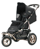 Quinny Freestyle 3XL Comfort pushchair + Dreami Black 2013 - large image 2
