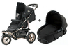 Quinny Freestyle 3XL Comfort pushchair + Dreami Black 2013 - large image 1