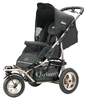 Quinny Freestyle 3XL Comfort Kinderwagen 2011, Black + Dreami - Großbild 2