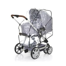 ABC Design rain cover Multi - You and your baby will be well equipped to cope with all weathers