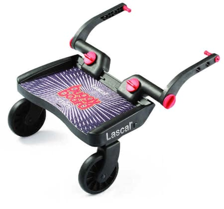 Lascal Buggy Board Mini schwarz - large image