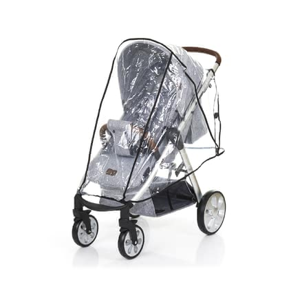ABC-Design Regenschutz für Takeoff, Avito und Mint  - Thanks to the ABC design, rain protection is nothing more in the way a walk in the rain.
