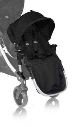 Baby Jogger Second Seat for City Select, Onyx 2012 - большое изображение