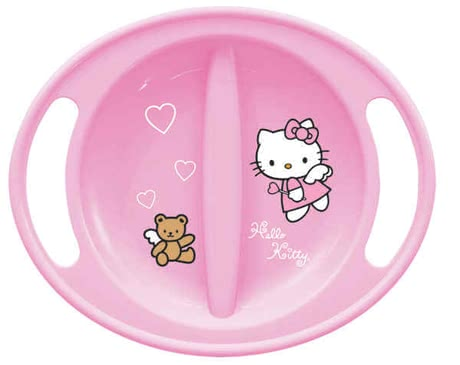 Rotho plate, Hello Kitty - large image