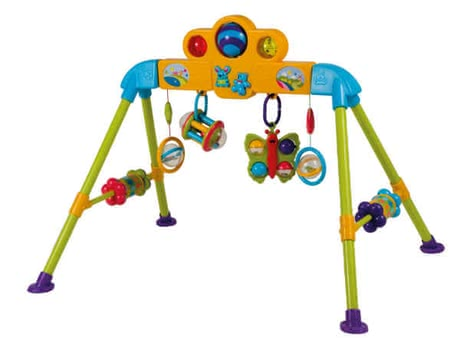Bieco Activity Play Gym with light 2012 - large image